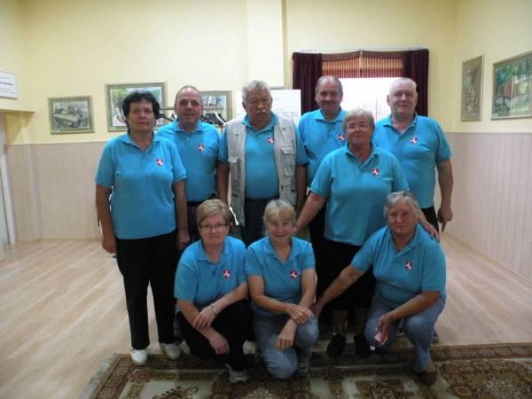 ekipi tekmovalcev v pikadu